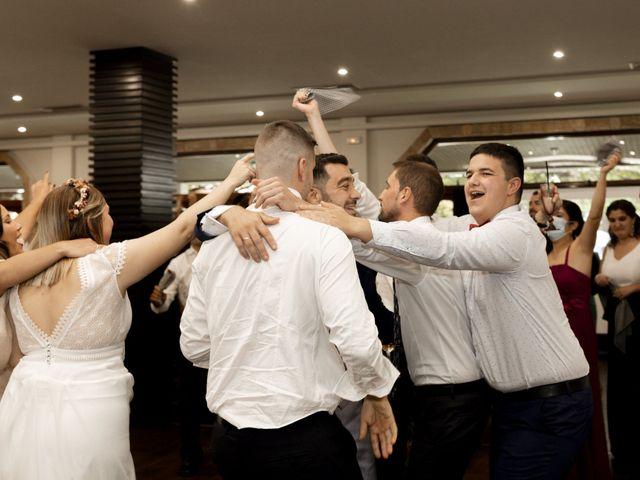La boda de Luis y Tati en Boiro (Boiro), A Coruña 48