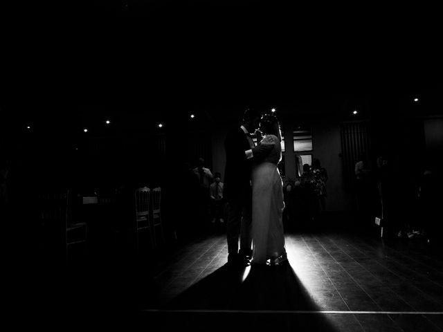La boda de Luis y Tati en Boiro (Boiro), A Coruña 50
