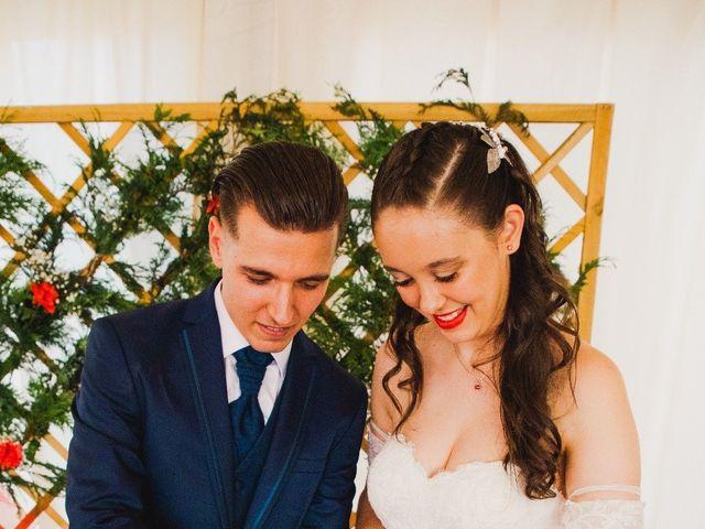 La boda de Ivan  y Sara  en Navalcarnero, Madrid 10