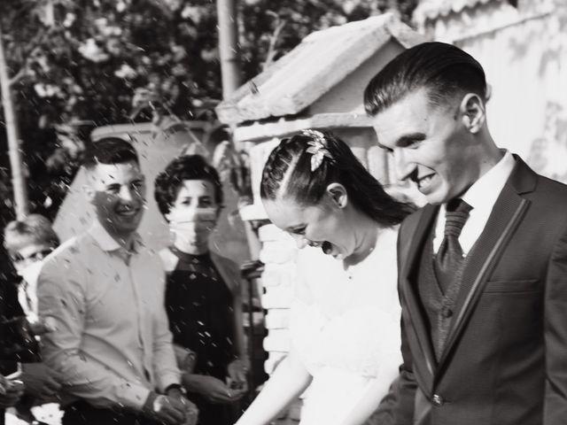 La boda de Ivan  y Sara  en Navalcarnero, Madrid 12