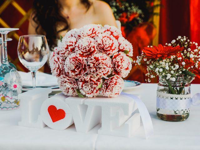 La boda de Ivan  y Sara  en Navalcarnero, Madrid 16
