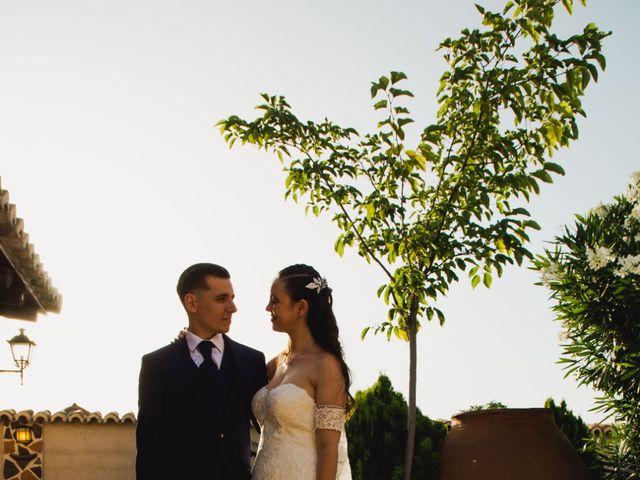 La boda de Ivan  y Sara  en Navalcarnero, Madrid 17