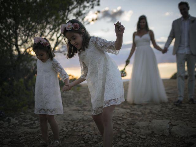 La boda de Jose y Ana  en Islas Baleares 1