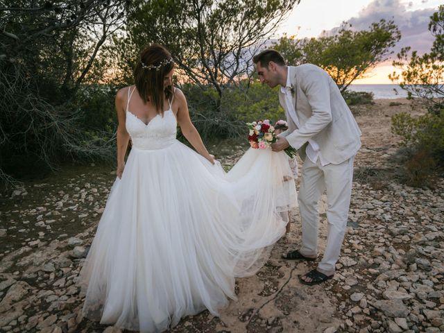 La boda de Jose y Ana  en Islas Baleares 3