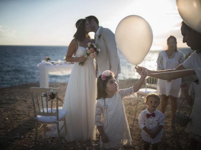 La boda de Jose y Ana  en Islas Baleares 11