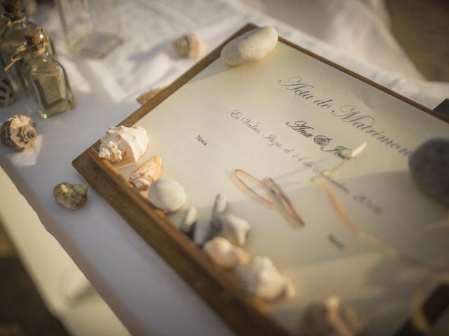 La boda de Jose y Ana  en Islas Baleares 14