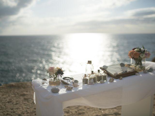 La boda de Jose y Ana  en Islas Baleares 16