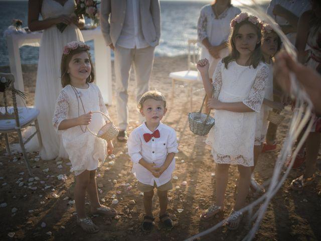 La boda de Jose y Ana  en Islas Baleares 17
