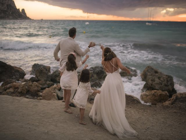 La boda de Jose y Ana  en Islas Baleares 18