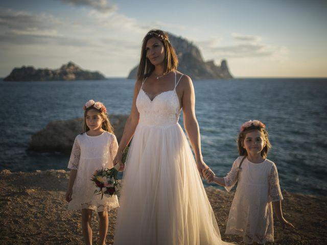 La boda de Jose y Ana  en Islas Baleares 19