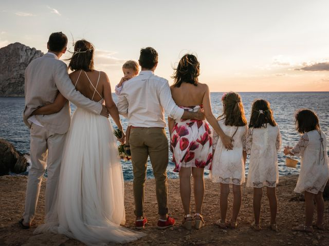 La boda de Jose y Ana  en Islas Baleares 22