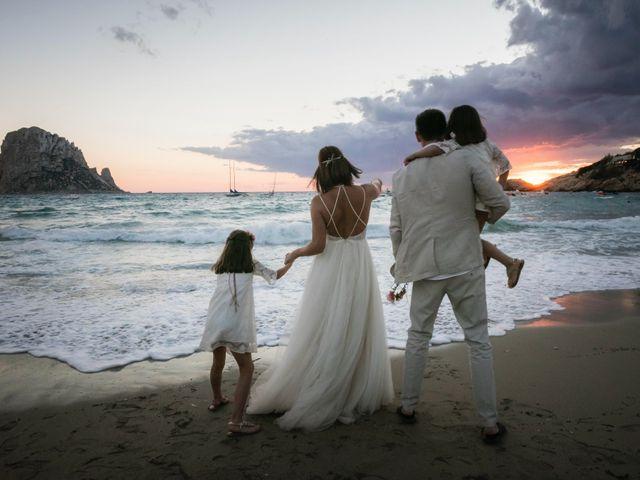 La boda de Jose y Ana  en Islas Baleares 23