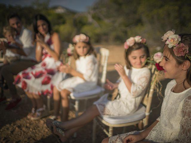 La boda de Jose y Ana  en Islas Baleares 24