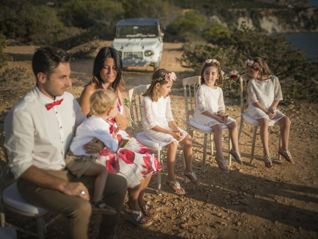 La boda de Jose y Ana  en Islas Baleares 27