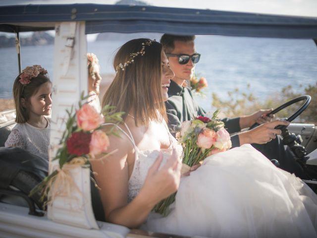 La boda de Jose y Ana  en Islas Baleares 32