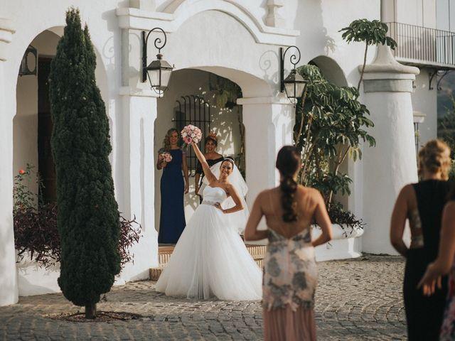 La boda de Jordi y Isa en Torre Del Mar, Málaga 29