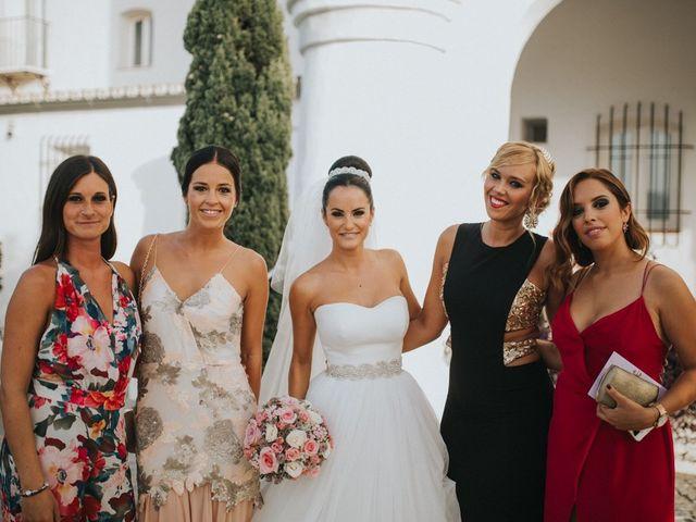 La boda de Jordi y Isa en Torre Del Mar, Málaga 30