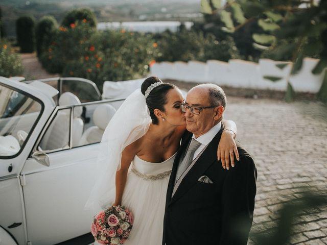 La boda de Jordi y Isa en Torre Del Mar, Málaga 32