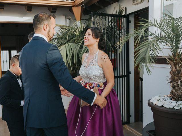 La boda de Jordi y Isa en Torre Del Mar, Málaga 42