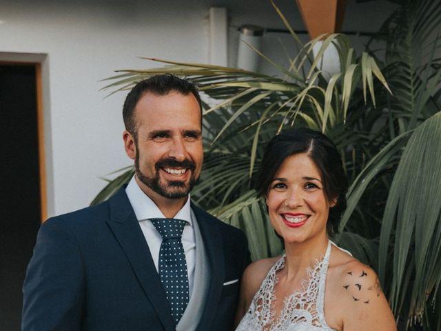 La boda de Jordi y Isa en Torre Del Mar, Málaga 43