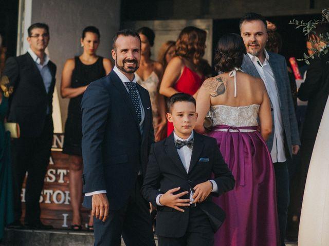 La boda de Jordi y Isa en Torre Del Mar, Málaga 52