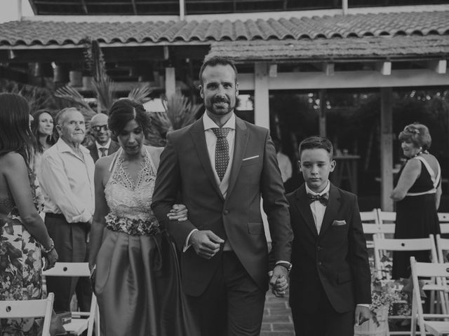 La boda de Jordi y Isa en Torre Del Mar, Málaga 53