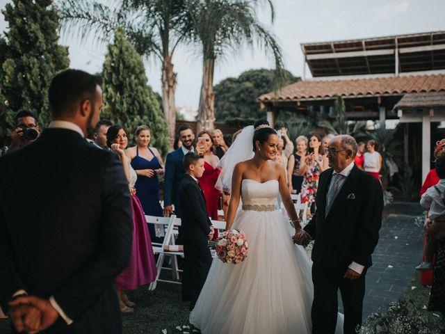 La boda de Jordi y Isa en Torre Del Mar, Málaga 57