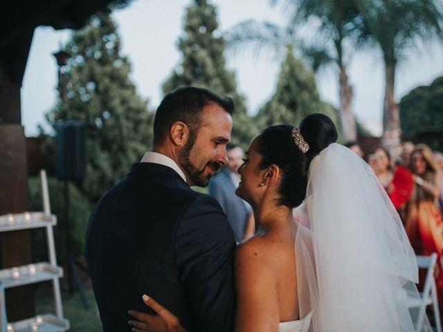 La boda de Jordi y Isa en Torre Del Mar, Málaga 59