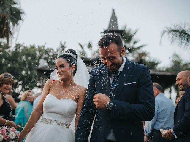 La boda de Jordi y Isa en Torre Del Mar, Málaga 67