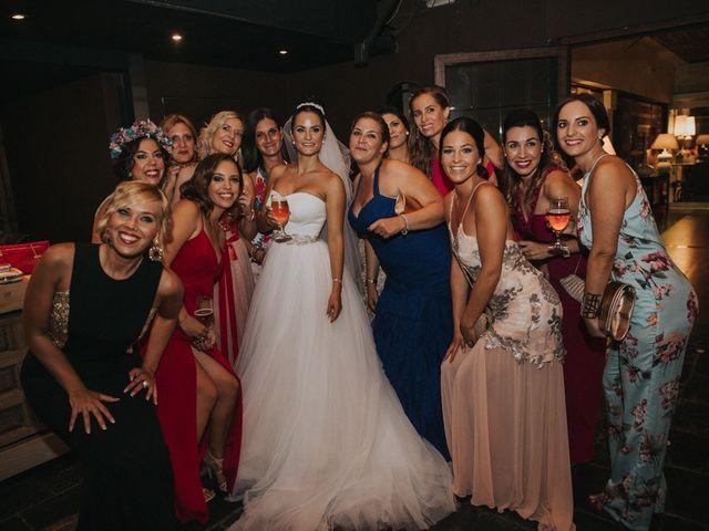 La boda de Jordi y Isa en Torre Del Mar, Málaga 72