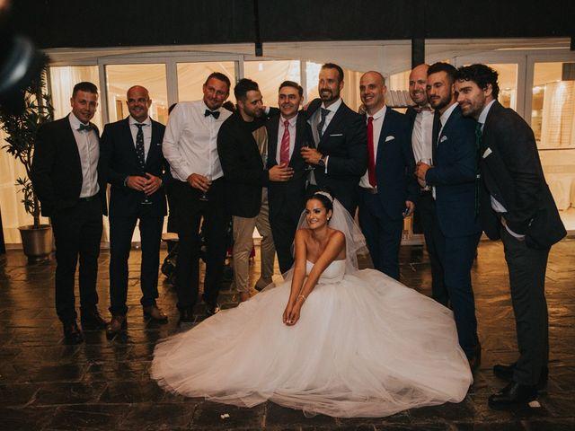 La boda de Jordi y Isa en Torre Del Mar, Málaga 73