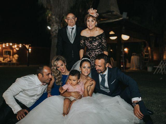 La boda de Jordi y Isa en Torre Del Mar, Málaga 77