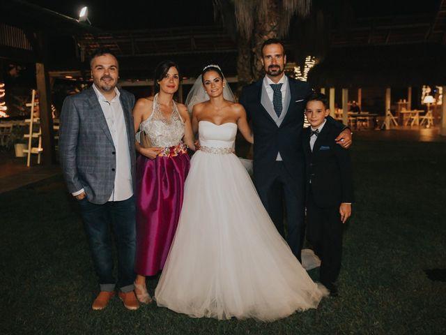 La boda de Jordi y Isa en Torre Del Mar, Málaga 79