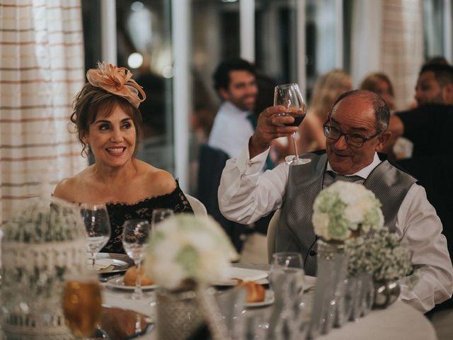 La boda de Jordi y Isa en Torre Del Mar, Málaga 82
