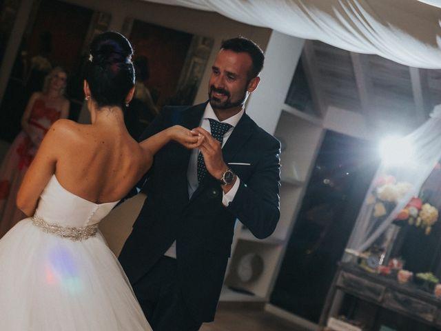 La boda de Jordi y Isa en Torre Del Mar, Málaga 86