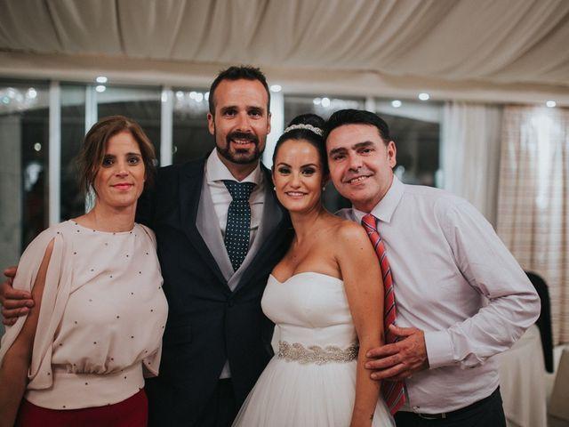 La boda de Jordi y Isa en Torre Del Mar, Málaga 91