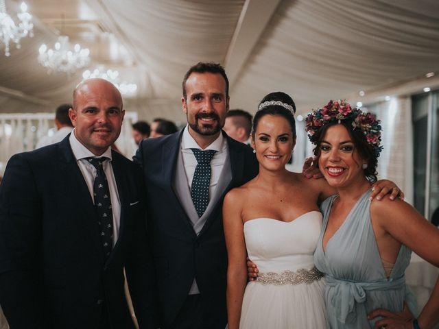 La boda de Jordi y Isa en Torre Del Mar, Málaga 92