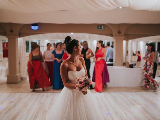La boda de Jordi y Isa en Torre Del Mar, Málaga 93