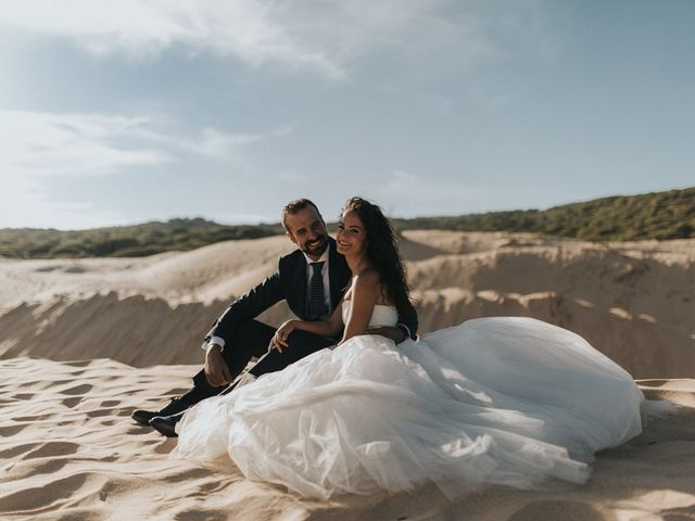 La boda de Jordi y Isa en Torre Del Mar, Málaga 100