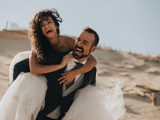 La boda de Jordi y Isa en Torre Del Mar, Málaga 105