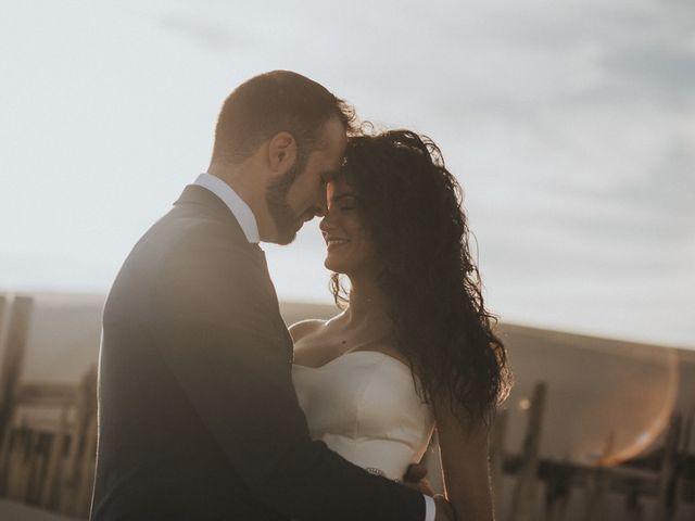 La boda de Jordi y Isa en Torre Del Mar, Málaga 107