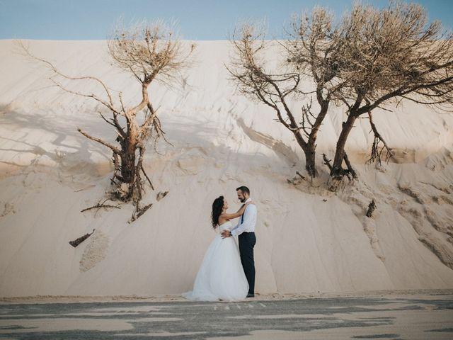 La boda de Jordi y Isa en Torre Del Mar, Málaga 110