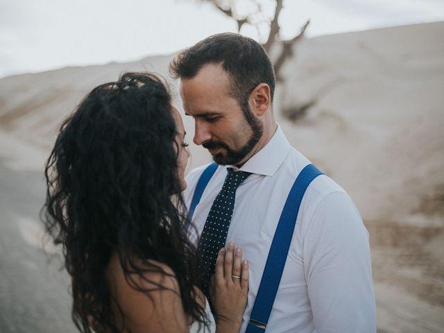 La boda de Jordi y Isa en Torre Del Mar, Málaga 113