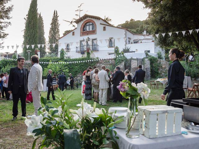 La boda de Jose y Montse en Argentona, Barcelona 10