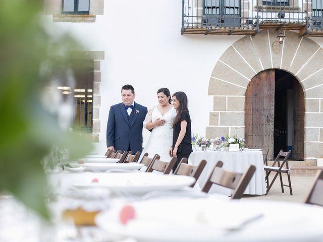 La boda de Jose y Montse en Argentona, Barcelona 13