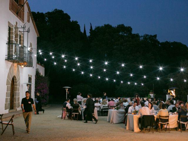 La boda de Jose y Montse en Argentona, Barcelona 16
