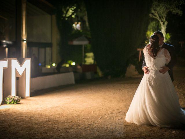La boda de Jose y Montse en Argentona, Barcelona 17