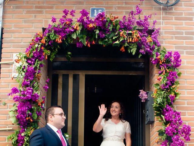 La boda de Encarna y Pachi en Albatera, Alicante 9
