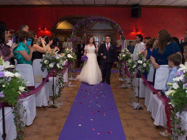 La boda de Encarna y Pachi en Albatera, Alicante 11