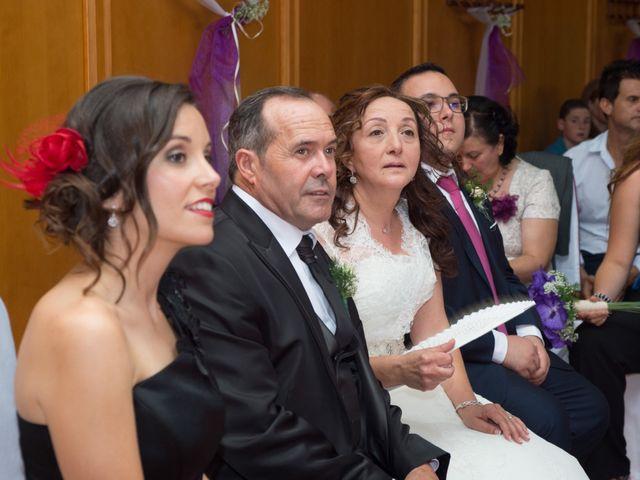 La boda de Encarna y Pachi en Albatera, Alicante 14